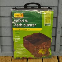 Salad and Herb Patio Planter by Gardman