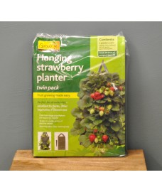 Hanging Strawberry Planters (Set of 2) by Gardman