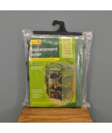 3 Tier Mini Greenhouse Reinforced Replacement Cover by Gardman