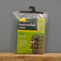 5 Tier Mini Greenhouse Reinforced Replacement Cover by Gardman