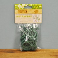 Twisty Plant Support Rings (Pack of 30) by Gardman