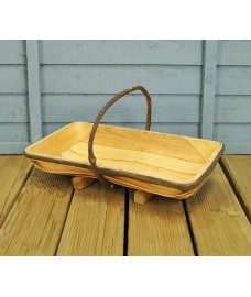 Wooden Sussex Style Garden Trug