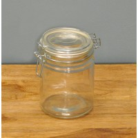 700ml Jam and Pickle Preserving Jar with Glass Lid