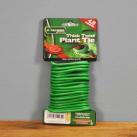 Thick Twist Spongy Plant Tie by Kingfisher