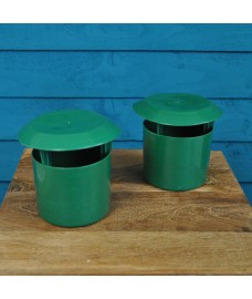 Submerged Slug and Snail Trap (Pack of 2) by Kingfisher