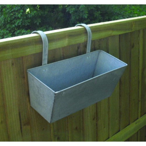 Zinc Balcony Hanging Planter by Fallen Fruits on chrome planters, iron planters, long rectangular planters, bucket planters, stone planters, window boxes planters, copper finish planters, old planters, tall planters, urn planters, pewter planters, resin planters, large planters, plastic planters, round corrugated planters, corrugated raised planters, aluminum planters, wall mounted planters, stainless steel planters, lead planters,
