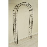 Metal Nature Garden Arch by Gardman