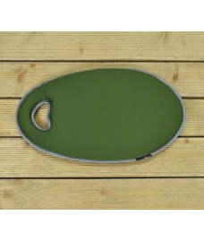 Kneelo Ultra Cushion Kneeler in Moss Green by Burgon & Ball