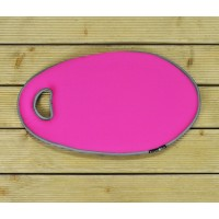 Kneelo Garden Kneeler Mat in Fushsia Pink by Buron & Ball
