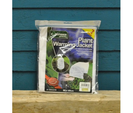 Pack of 2 Plant Protection and Warming Jacket (Medium) by Kingfisher
