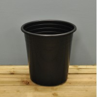 Round Plastic 28cm Tomato Pot by Kingfisher