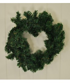 Festive Christmas Wreath (40cm) by Kingfisher