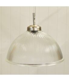 Grand Paris Glass Pendant Light by Garden Trading