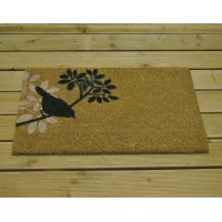 Belgravia Bird & Branch Coir Doormat by Gardman