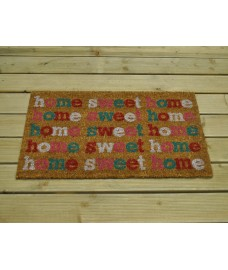 Home Sweet Home Design Doormat by Gardman