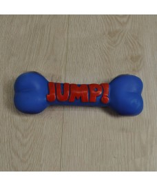 Catch, Fetch & Jump Squeaky Dog Toy by Kingfisher