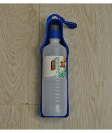 Pet Travel Water Bottle & Tray by Kingfisher