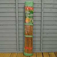Bamboo Garden Screening Roll (1m x 2.75m) by Kingfisher
