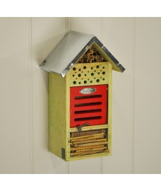 Insect & Bee Hotel Habitat by Fallen Fruits