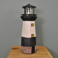 Traditional Lighthouse (Solar) by Kingfisher