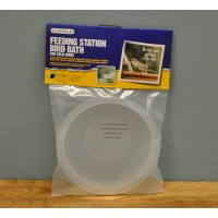 Wild Bird Feeding Station Replacement Water Bath / Tray by Gardman