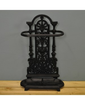 Cast Iron Ornate U..