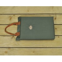 Garden Kneeler Mat in Olive Green