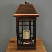 Seville Solar Powered Candle Lantern by Smart Solar