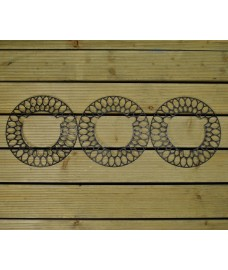 Grid Covers for Plant Halos (Set of 3) by Garland