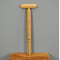 Wooden T Shaped Planting Dibber by Nether Wallop Trading