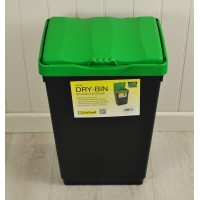 Pet and Bird Dry Food Storage Bin (47 Litre) by Garland