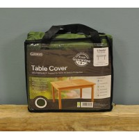 6 Seater Table Cover (Premium) in Green by Gardman
