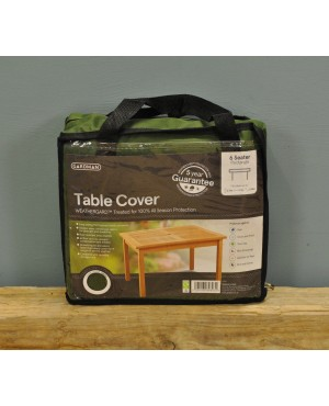6 Seater Table Cov..