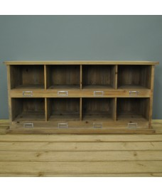 Chedworth Shoe Locker by Garden Trading