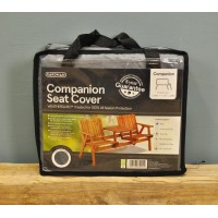 Companion Seat Cover (Premium) in Grey by Gardman- Premium