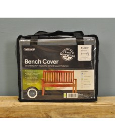 3 Seater 1.5m Bench Cover (Premium) in Grey by Gardman