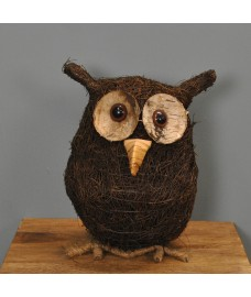 Ollie Owl Garden Ornament by Smart Garden