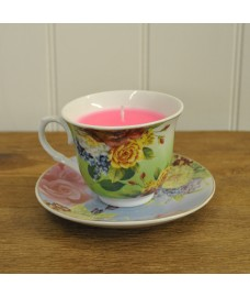 Teacup Candle by Fallen Fruits