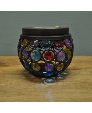 Multi Glow Gem Jar..