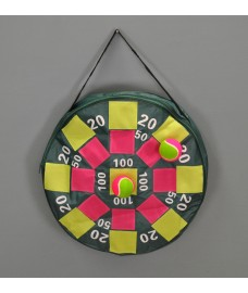 Dart Ball Game with Velcro Patches by Kingfisher