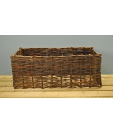 Natural Willow Vegetable Planter by Burgon & Ball