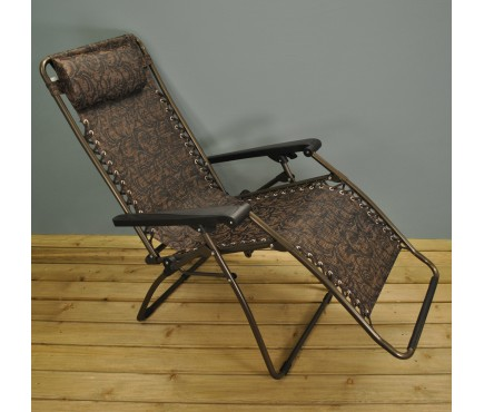 De-Luxe Royale Garden Chair Relaxer by Suntime