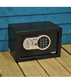 Electronic Home Security Safe by Kingfisher