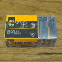 24 x AAA Alkaline Batteries by Gardman