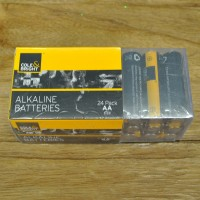 24 x AA Alkaline Batteries by Gardman