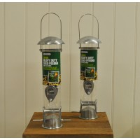 Set of 2 x Gardman Heavy Duty Seed Feeders