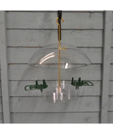 Hanging Multi Bird Feeder by Meripac