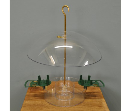 Banqueting Hall Feeder For Wild Birds by Meripac