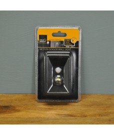 Motion Activated Battery Operated Wall Light by Gardman