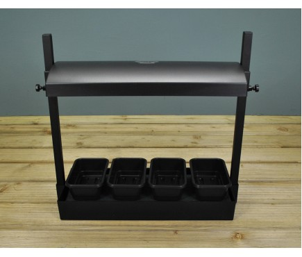 Electric Micro Grow Light Plant Propagator by Garland